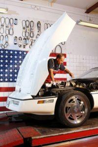 04.10.2010 Motor Klassik: Restaurierung Corvette C4